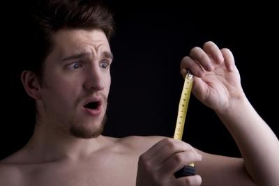 Нормальные размеры мужского органа