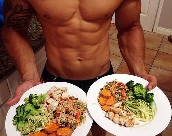 продукты для мужчин