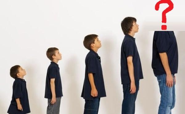До какого возраста растет член у мужчин