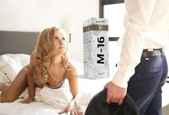 Отзывы о средстве для потенции М16