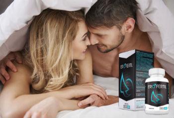 Erofertil - отличное средство от осечек в постели