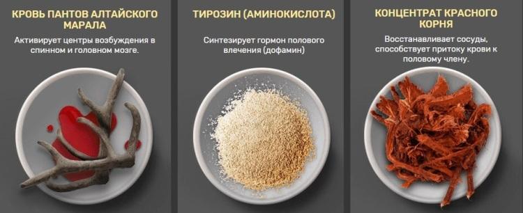 Состав и форма выпуска pantogen