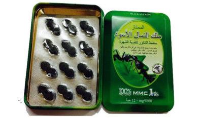 черный муравей бад