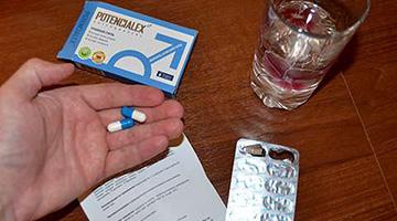 potencialex в аптеках