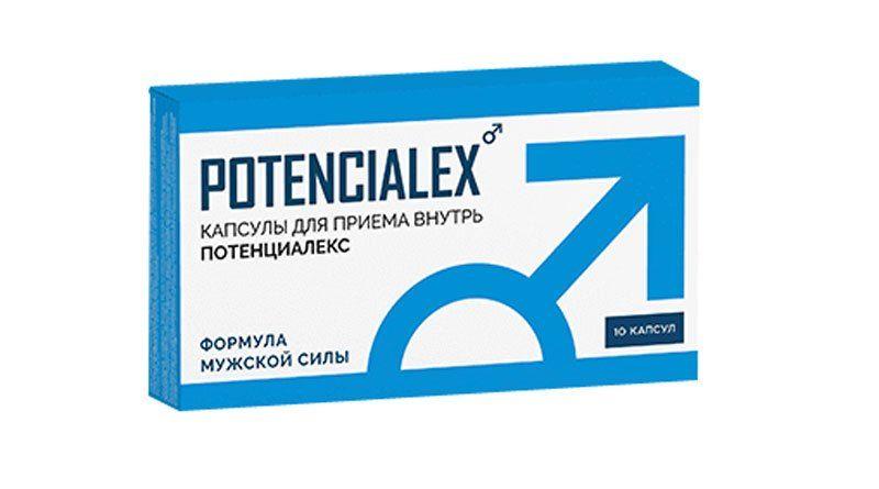 потенциалекс potencialex цена