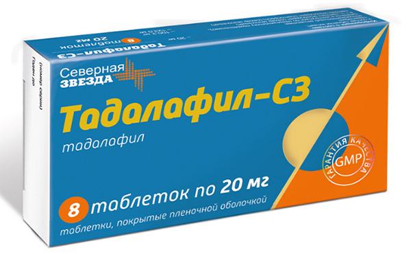 эффективные таблетки для потенции