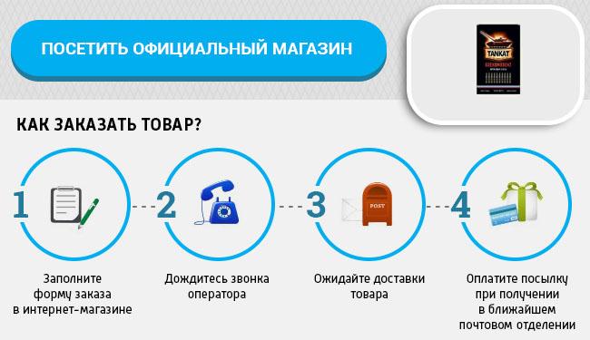 Официальный сайт танката