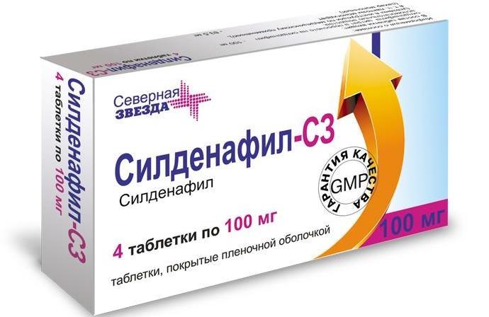 лучшие таблетки для потенции мужчин