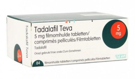 Тадалафил TEVA