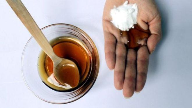 сода с медом для мужчин рецепт