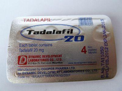 таблетки тадалафил