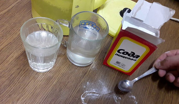 сода пищевая польза и вред для мужчин