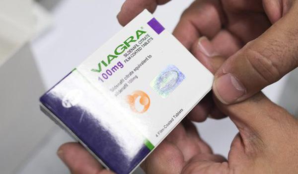как выглядит таблетка виагры