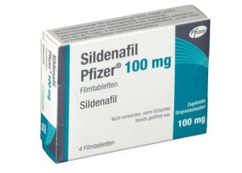 Силденафил - инструкция по применению