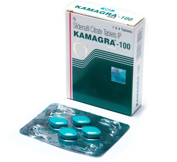 Таблетки Камагра 100