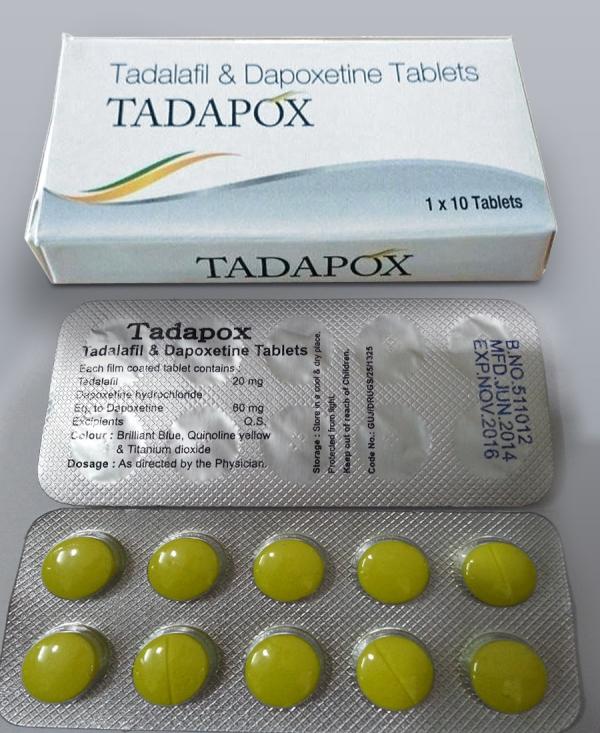 Что такое Тадапокс