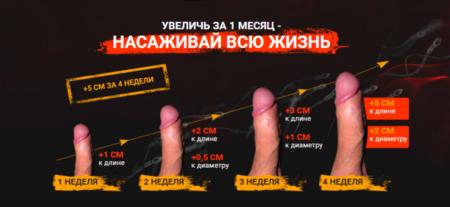 На сколько сантиметров реально увеличить